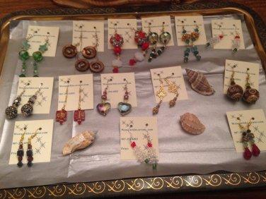 Craft Show Earrings