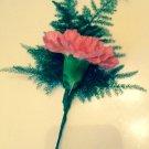 Gents pink carnation