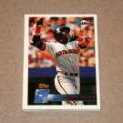 1996 TOPPS BASEBALL - San Francisco Giants Team Set (Series 1 & 2)