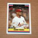 2006 TOPPS BASEBALL - St. Louis Cardinals Team Set (Updates & Highlights Only)