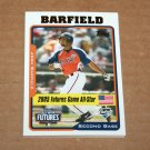 2005 TOPPS BASEBALL - San Diego Padres Team Set (Updates & Highlights Only)