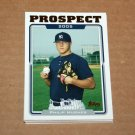2005 TOPPS BASEBALL - New York Yankees Team Set (Updates & Highlights Only)