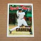 2005 TOPPS BASEBALL - Florida Marlins Team Set (Updates & Highlights Only)