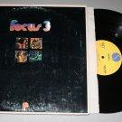"""Focus """"Focus 3"""" (SAS 3901) - Vinyl / 2xLP / EX"""