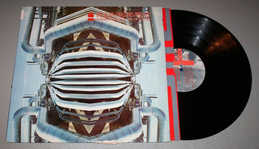"The Alan Parsons Project ""Ammonia Avenue"" (ALB6-8289) - LP / Reissue / EX"