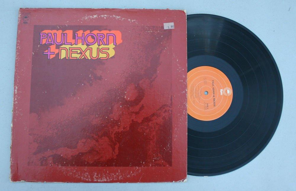 "Paul Horn + Nexus ""Paul Horn + Nexus"" - Vinyl / LP / 1st Pressing"