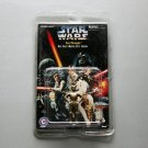 STAR WARS See-Threepio (C-3PO) Die Cast Metal Key Chain - NIP
