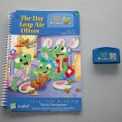 "LeapFrog LeapPad ""The Day Leap Ate Olives"" - Interactive Book & Cartridge"