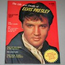 MANOR MAGAZINE - The Life and Death of Elvis Presley - VF