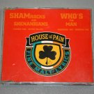 """House of Pain """"Shamrocks and Shenanigans"""" - CD / Single / Import (UK)"""