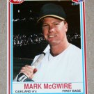 1990 Post: First Collector Series - Mark McGwire (#12)