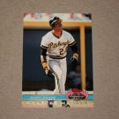 "1991 TOPPS STADIUM CLUB BASEBALL ""Charter Member"" Barry Bonds"