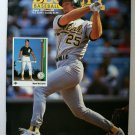 BECKETT BASEBALL CARD MONTHLY - Mark McGwire (August 1992 / Issue #: 89)