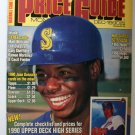BASEBALL CARD PRICE GUIDE MONTHLY - Ken Griffey Jr. (Dec 1990 / Issue #: 33)