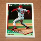 1994 TOPPS BASEBALL - Philadelphia Phillies Team Set (Series 1 & 2)