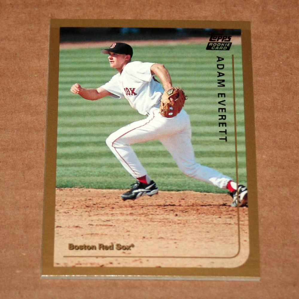 1999 TOPPS BASEBALL - Boston Red Sox Team Set (Traded/Rookies Series Only)