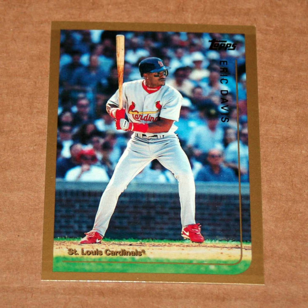 1999 TOPPS BASEBALL - St. Louis Cardinals Team Set (Traded/Rookies Series Only)