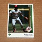 1989 UPPER DECK BASEBALL - St. Louis Cardinals Team Set + High Number Series