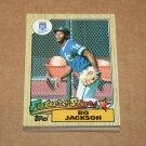 1987 TOPPS BASEBALL - Kansas City Royals Team Set + Traded Series