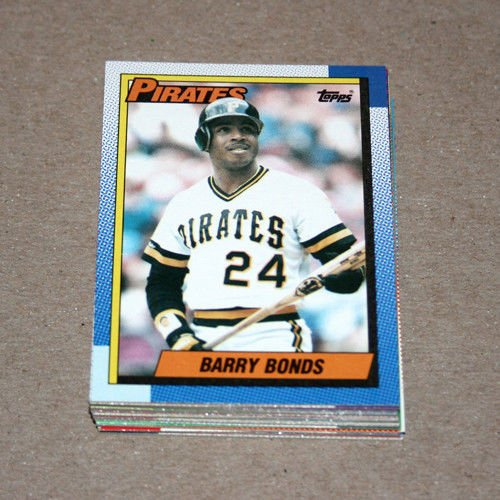 1990 TOPPS BASEBALL - Pittsburgh Pirates Team Set