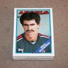 1988 TOPPS BASEBALL - California Angels Team Set + Traded Series
