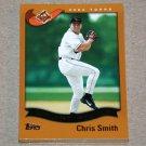 2002 TOPPS BASEBALL - Baltimore Orioles Team Set (Series 1 & 2)