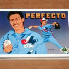 1991 UPPER DECK BASEBALL - Montreal Expos True Team Set (Low/High/Final)