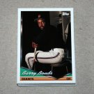 1994 TOPPS BASEBALL - San Francisco Giants True Team Set with Traded Series
