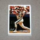 1993 BOWMAN BASEBALL - Houston Astros Team Set