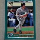 2001 TOPPS BASEBALL - Tampa Bay Devil Rays Team Set (Series 1 & 2)