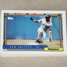 1992 TOPPS BASEBALL - Seattle Mariners Team Set + Traded Series