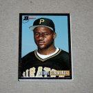 1993 BOWMAN BASEBALL - Pittsburgh Pirates Team Set