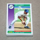 1992 SCORE BASEBALL - Los Angeles Dodgers Team Set + Rookie & Traded Series