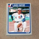 1985 FLEER BASEBALL - Montreal Expos Team Set