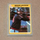 1985 FLEER BASEBALL - California Angels Team Set + Update Series