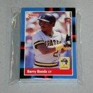 1988 DONRUSS BASEBALL - Pittsburgh Pirates Team Set