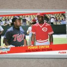 1989 FLEER BASEBALL - Super Star Special Complete Sub-Set