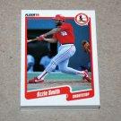 1990 FLEER BASEBALL - St. Louis Cardinals Team Set + Update Series