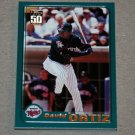 2001 TOPPS BASEBALL - Minnesota Twins Team Set (Series 1 & 2)