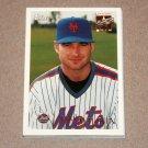 1996 TOPPS BASEBALL - New York Mets Team Set (Series 1 & 2)