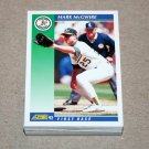 1992 SCORE BASEBALL - Oakland A's Team Set + Rookie & Traded Series
