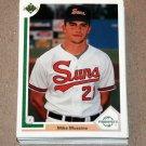 1991 UPPER DECK BASEBALL - Baltimore Orioles True Team Set (Low/High/Final)