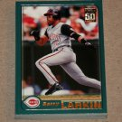 2001 TOPPS BASEBALL - Cincinnati Reds Team Set (Series 1 & 2)