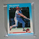 1987 FLEER BASEBALL - Philadelphia Phillies Team Set + Update Series