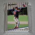 1989 FLEER BASEBALL - California Angels Team Set + Update Series