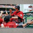 2008 UPPER DECK BASEBALL - Houston Astros Team Set (Series 1 & 2)