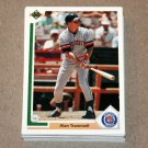 1991 UPPER DECK BASEBALL - Detroit Tigers True Team Set (Low/High/Final)