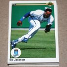 1990 UPPER DECK BASEBALL - Kansas City Royals Team Set + High Number Series