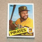 1985 TOPPS BASEBALL - Pittsburgh Pirates Team Set + Traded Series