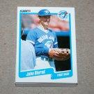 1990 FLEER BASEBALL - Toronto Blue Jays Team Set + Update Series